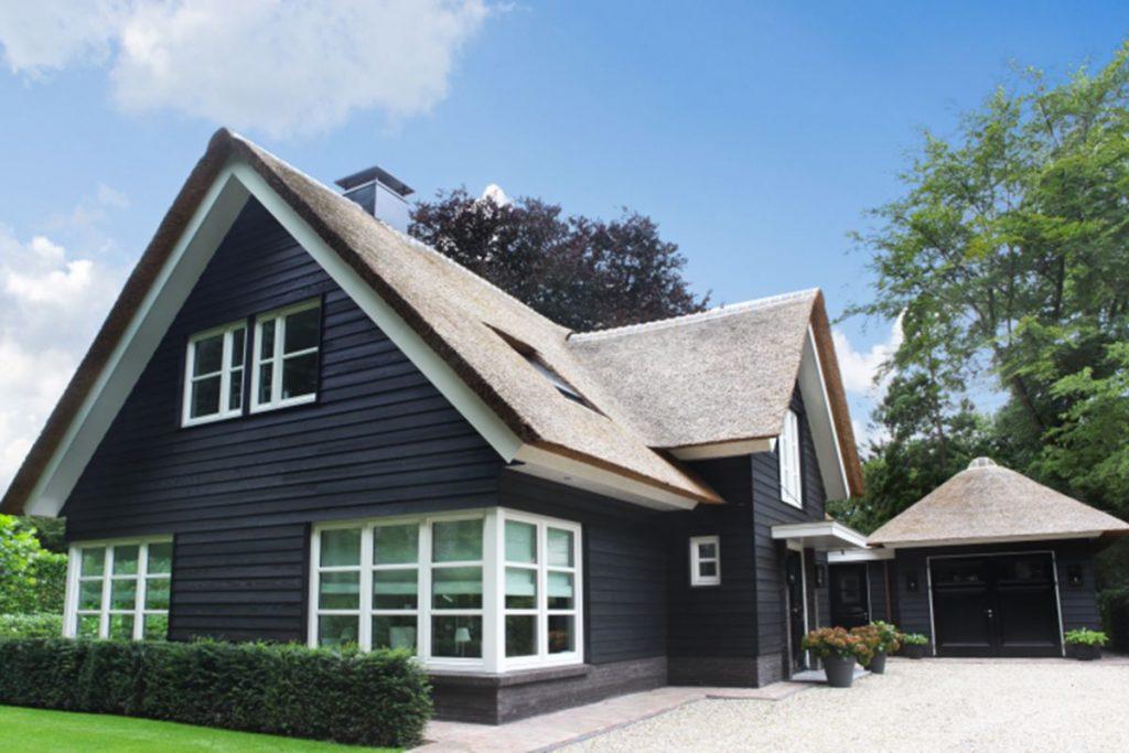 huis bouwen landelijke stijl