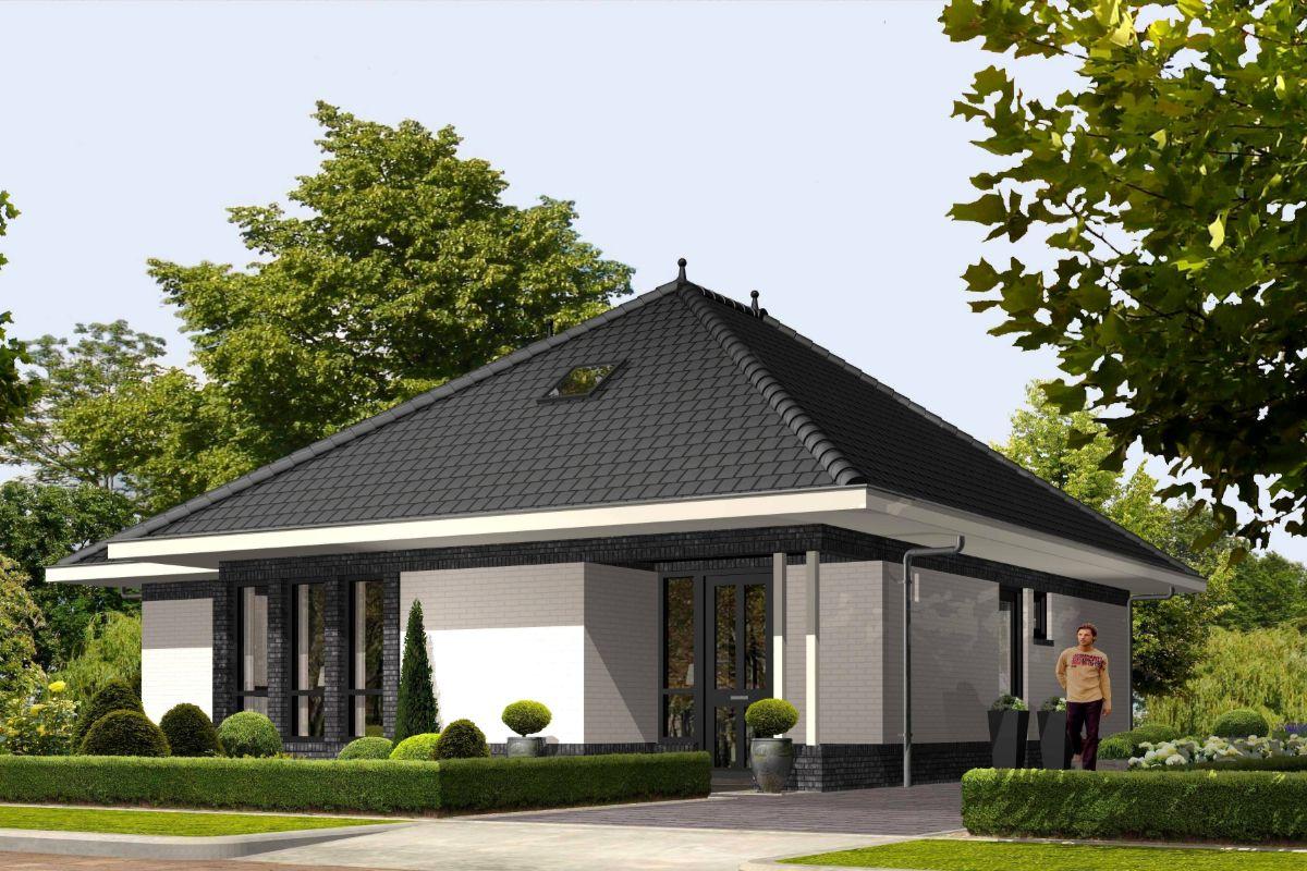 artist impression bungalow525 gorate | Gorate Garant Woningen
